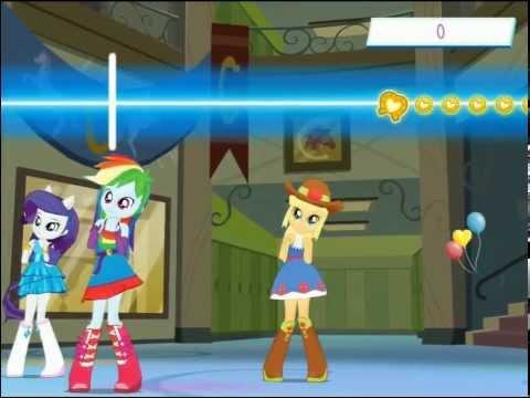 Dancing Shows Game | Mlp Gameloft Dancing | Mlp Gameloft Dancing