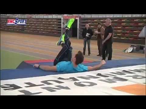 Athlétisme / Lavillenie :