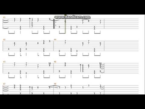 (2ne1) Ugly - Sungha Jung Tabs