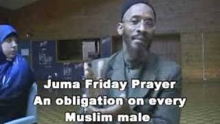 Juma Friday Prayer In A Obligation On Muslim Men