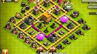 The 2 BEST Defense Bases For Town Hall Level 6 Clash Of
