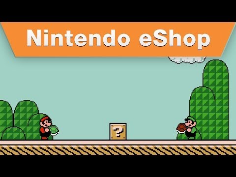 Nintendo eShop - Super Mario Bros. 3 on the Wii U Virtual Console