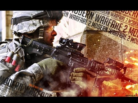 Modern Warfare 2: PC Gaming Rockz (Montage) by rechyyy