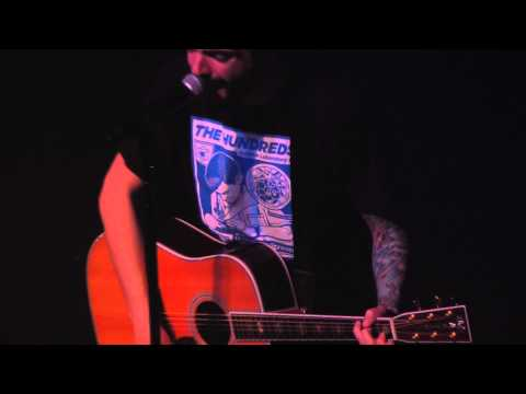 A Day To Remember - Acoustic Part - Brussels, BE - February 7th 2014