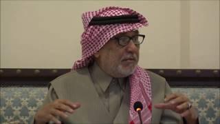 محاضرة محطات من الحياة للأديب والشاعر أحمد المساعد