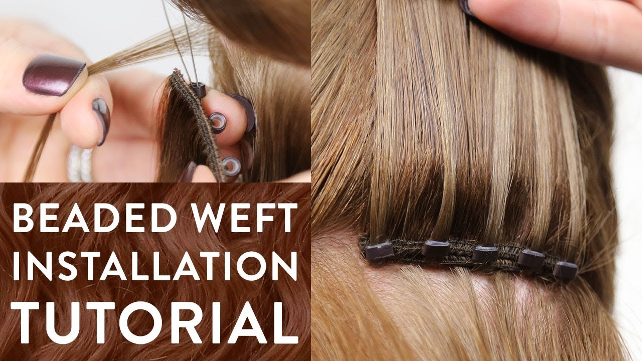 Micro Loop Weft Hair Extensions 23