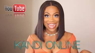 Kandi Has A Special Announcement!