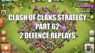Clash Of Clans Part 62 Town Hall 8 Mazing Farming Base