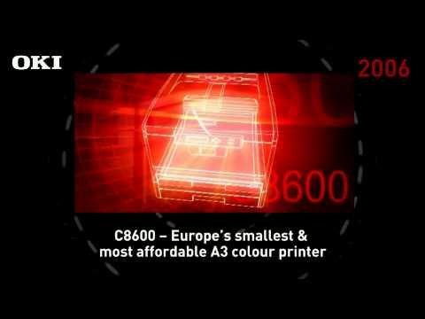 OKI Celebrating 30 Years of Innovation in EMEA
