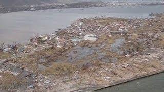 Hao123-صور للدمار الذي أعقب إعصار هايان بالفلبين