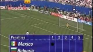 Mexico Vs Bulgaria Usa '94 (Serie De Penalties)