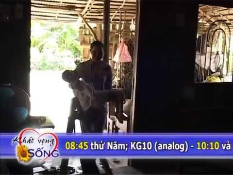 KVS Năm 06 (CT.Số 34) Hoàn cảnh gia đình chị Trần Thị Tuyết Phượng, Long Mỹ, Hậu Giang