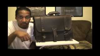 Saddleback Extra Large Classic Briefcase Review (XL)