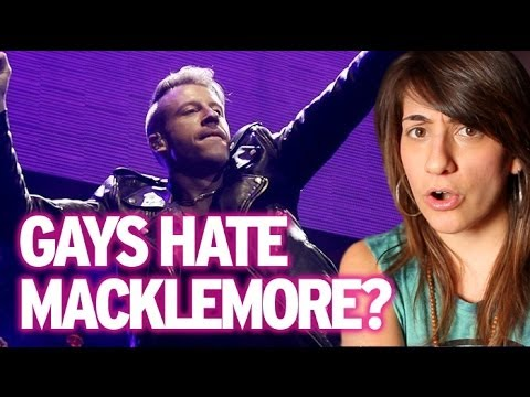 Macklemore Grammy Performance Outrages Gays
