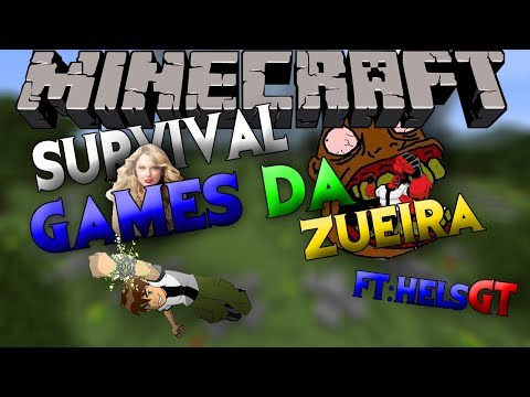 Minecraft: Survival Games (BEN10,Animes,Estrupador)