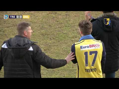 Copertina video Trento - Delta Porto Tolle 0-2