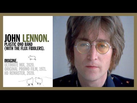 """8 Октомври 1971 г. В Англия излиза албумът на Джон Ленън - """"Imagine""""."""