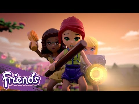Lego Friends - Kemping