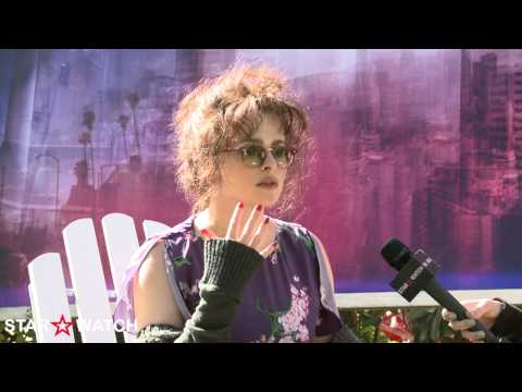 Helena Bonham Carter interview at 21st annual Hamptons International Film Festival