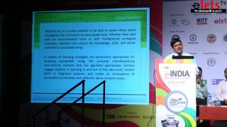 eINDIA 2013 - Creating Excellence in School Education and the Role of ICT - B A Wahid Newton, Program