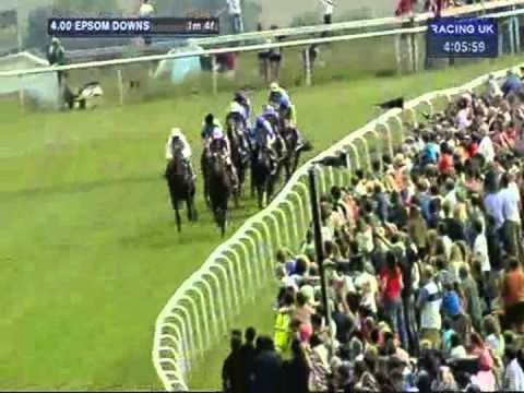 Vidéo de la course PMU EPSOM DERBY 2012