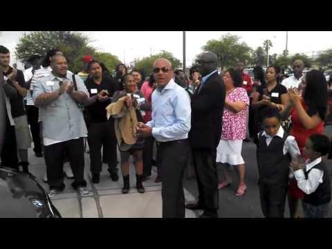 SVP Anthony Boyd BMW presentation 5Linx Las Vegas, NV