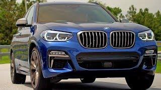 2018 BMW X3 – Ready to fight Audi Q5?. YouCar Car Reviews.