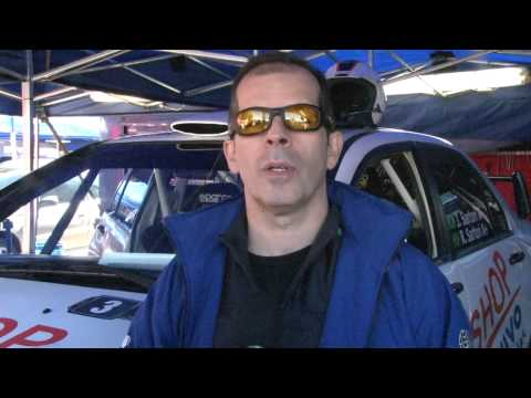 Juliano Sartori - Levantamento - Rally de Erechim 2013