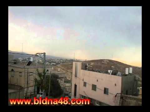 نحف فيديو مدهش برق ورعد سبحان الله