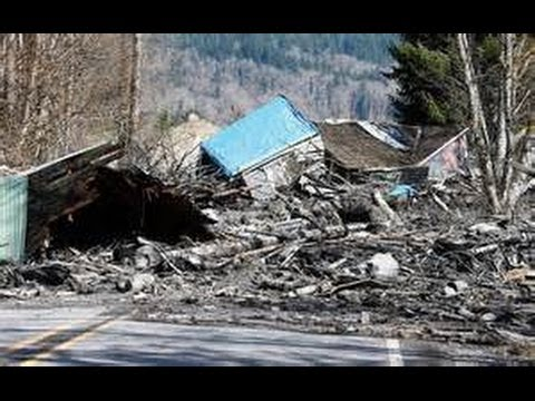 Washington landslide death toll rises to 27- 1 april 2014