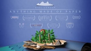 """Bill Carter - """"Anything Made of Paper"""" Official Music Video"""