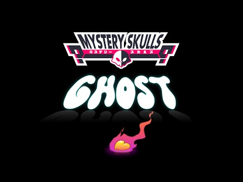 Mystery Skulls Animated - Ghost