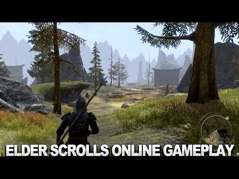 The Elder Scrolls Online - Gameplay Trailer, We rewind the Dragonborn trailer http://bit.ly/Uajg7H An extended look at ZeniMax Online's in-development MMO. Subscribe to IGN's channel for reviews, news, ...