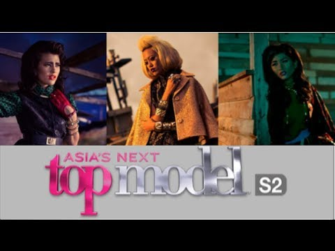 Asia's Next Top Model Cycle 2 Finale: FINAL 3, Winner Revealed