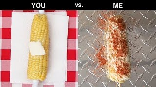 You Vs. Me: Mexican Food