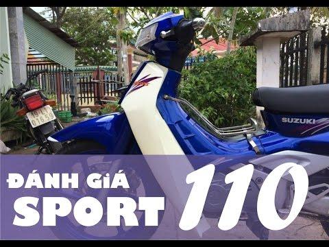 Đánh Giá Xe 2 Thì Sport Xipo 110