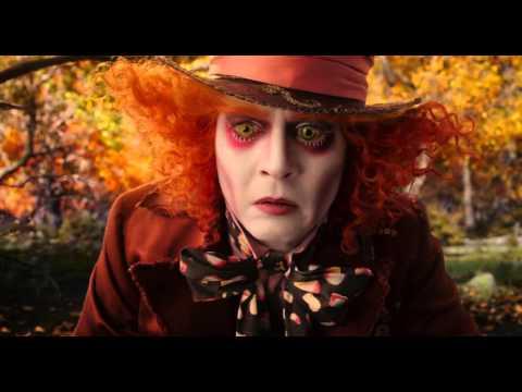 Alica v krajine zázrakov: Za zrkadlom - filmový trailer