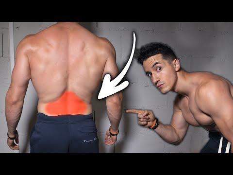 Soulager douleurs bas du dos (5 exercices efficaces)