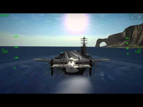 Скачать игру на андроид f18 carrier landing