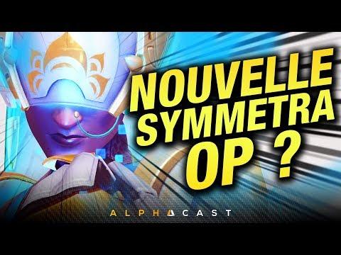 La Folie de la Nouvelle Symmetra ! ► Overwatch PTR Patch