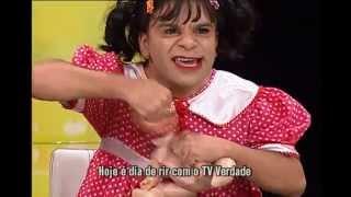 Humoristas da Campanha de Populariza��o do Teatro participam do TV Verdade
