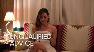 Aubrey Plaza Gives Unqualified Advice