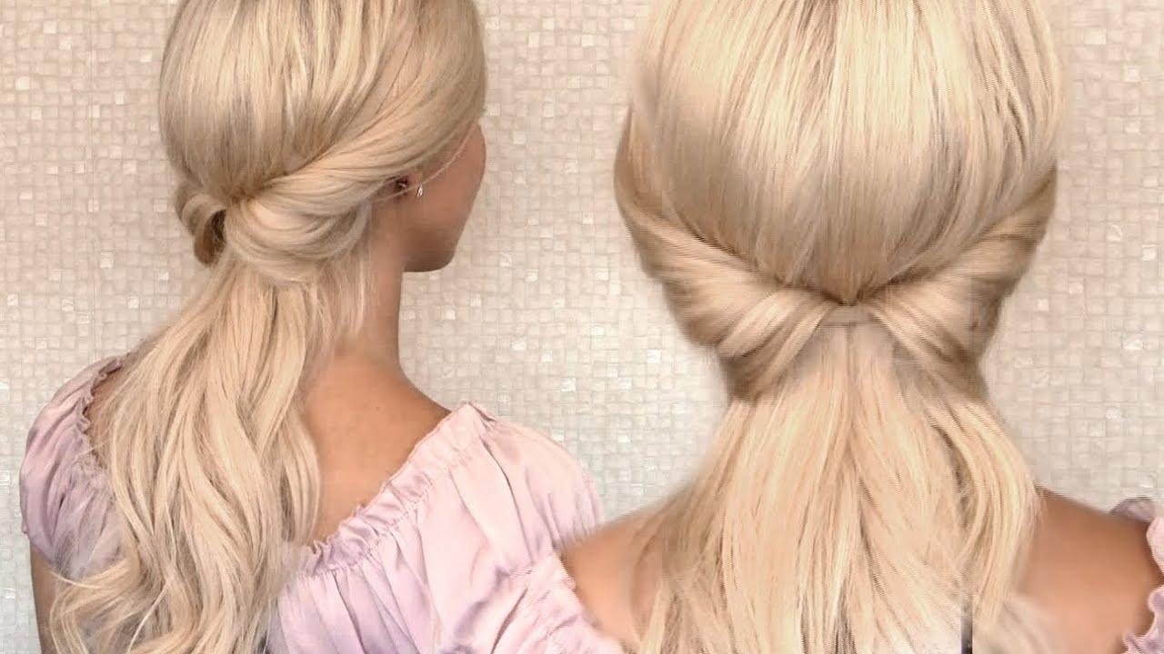 tuto coiffure headband pour tous les jours soir e mariage. Black Bedroom Furniture Sets. Home Design Ideas