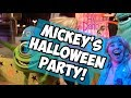Mickey s Halloween Party Disneyland