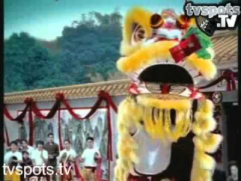 hang seng bank - lion dance