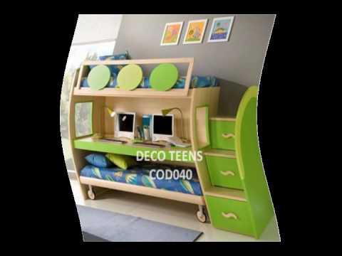 Decoracion de cuartos para jovenes y espacios pequenos for Decoracion de espacios pequenos