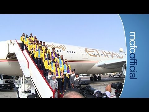 NASRI GETS MOBBED BY FANS | City On Tour Abu Dhabi 2014