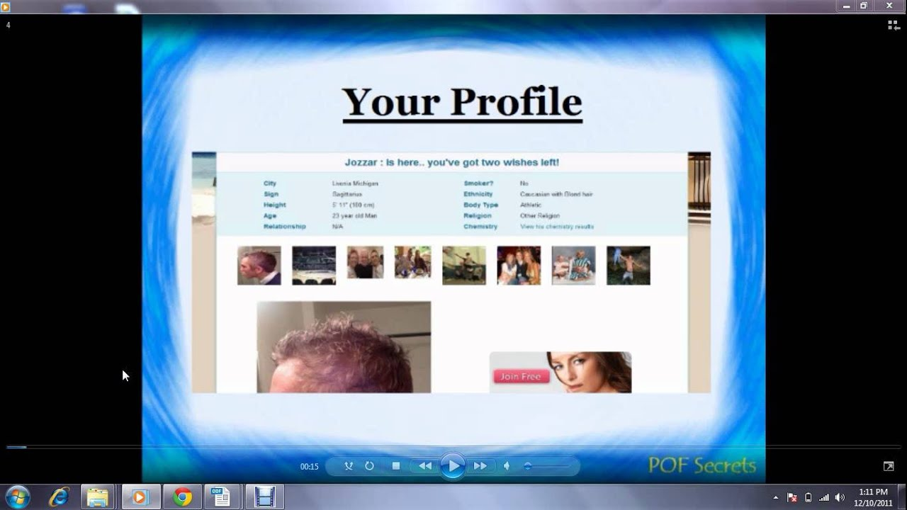 Best plenty of fish profiles for Www plenty of fish com