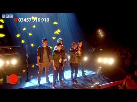 The Wanted perform