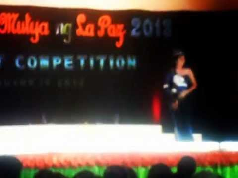 Mutya ng La Paz 2013 - YouTube